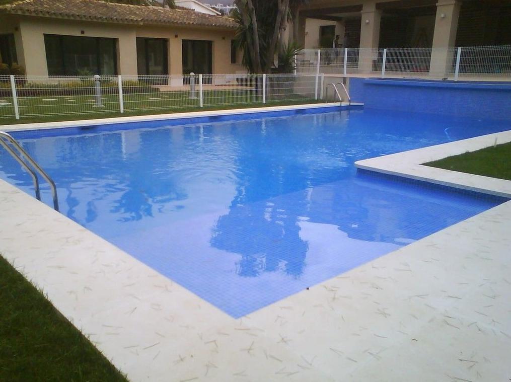 Construcción de piscinas y spás