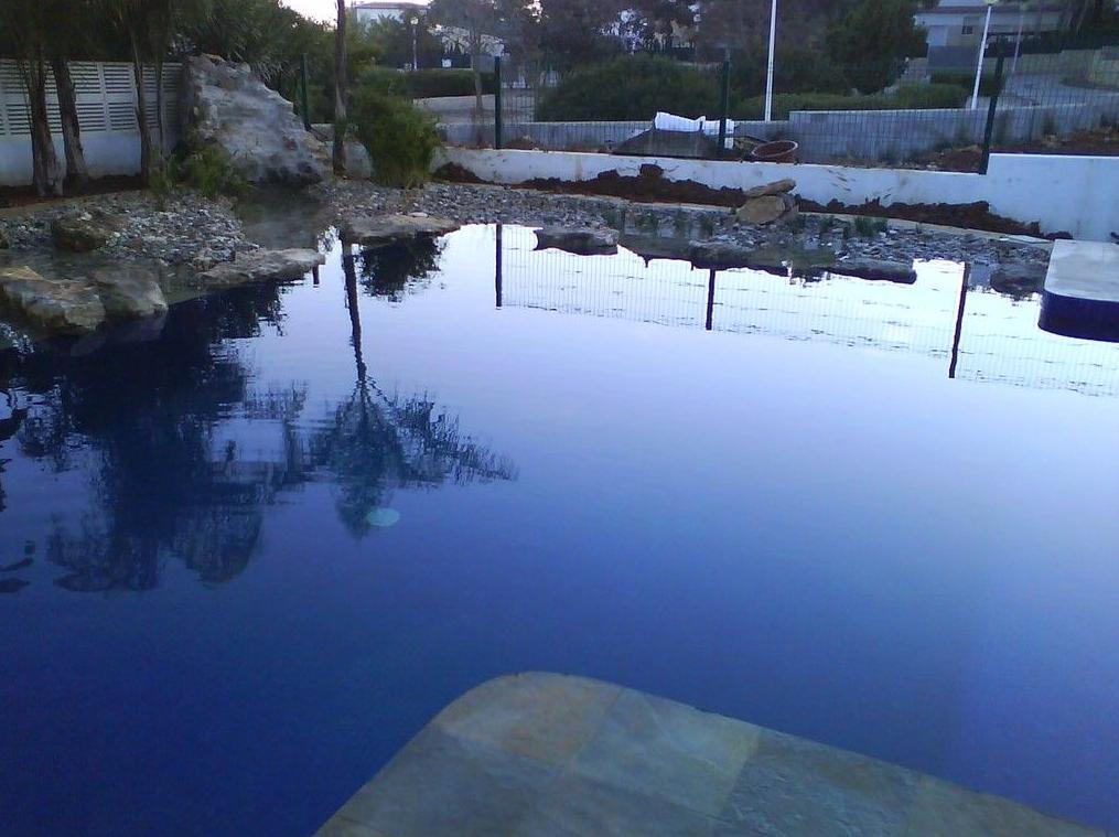 Construcción de piscinas ecológicas