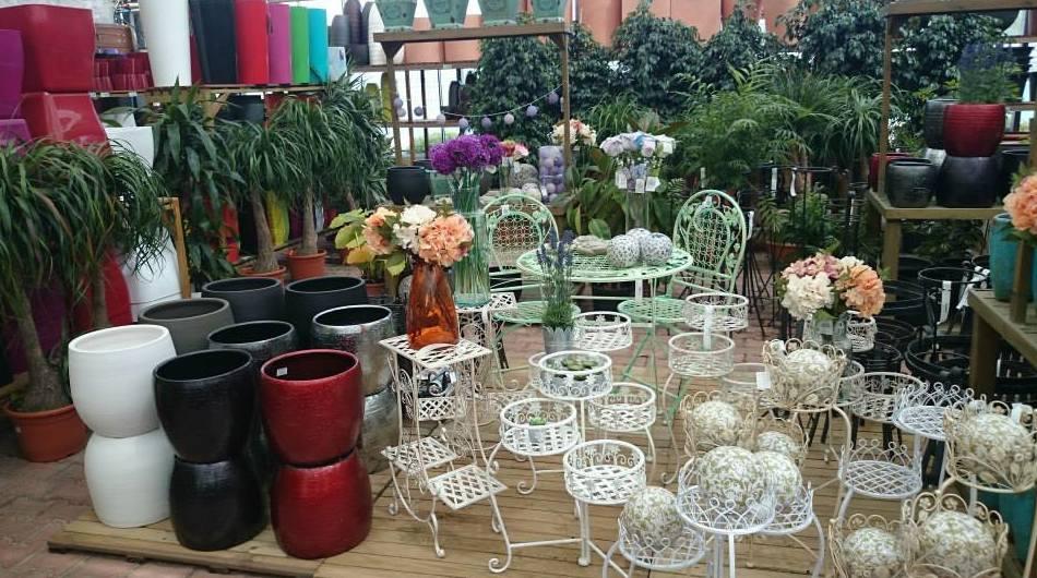 Venta de productos de jardinería en Girona