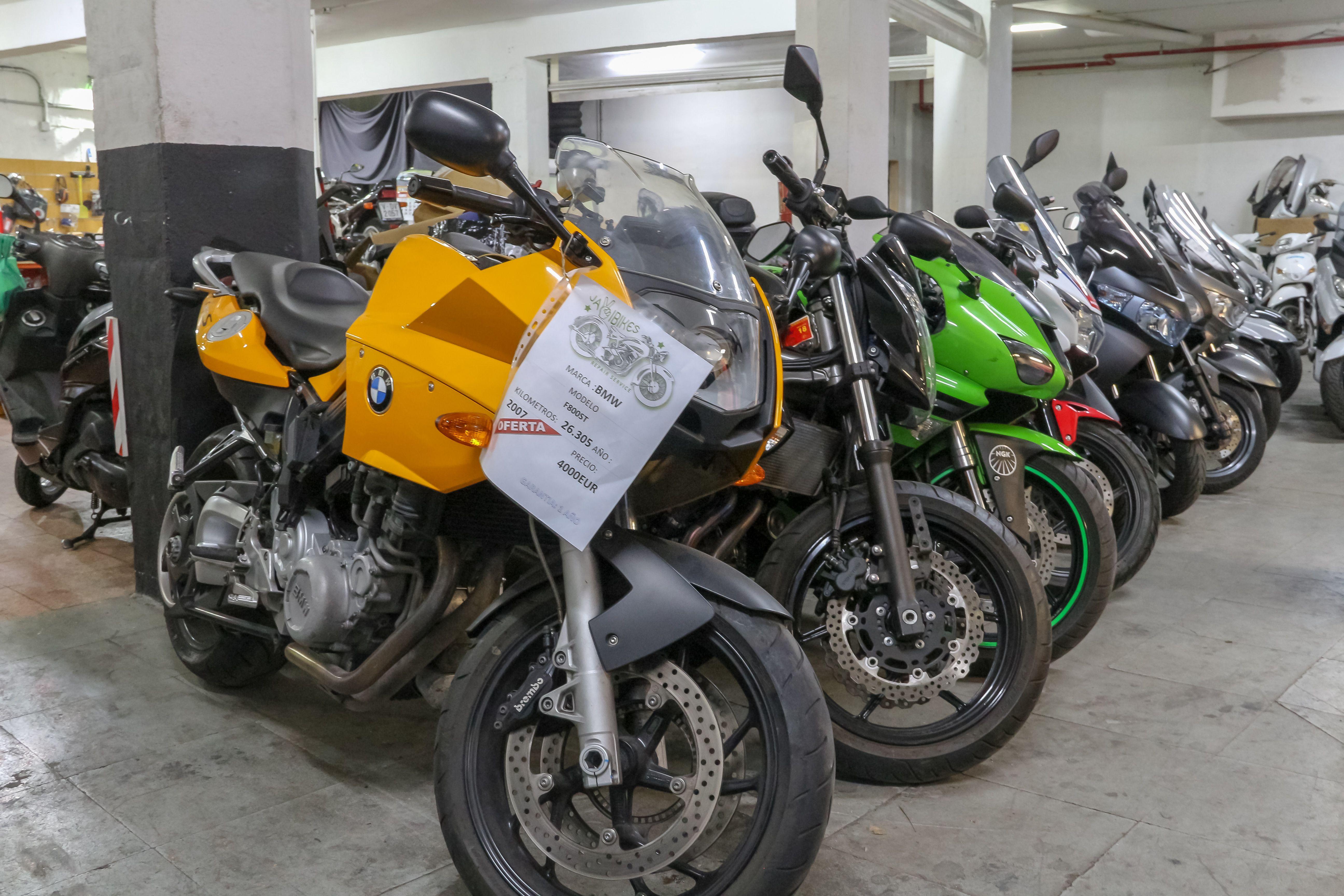 Reparación de motos en Nuevos Ministerios, Madrid
