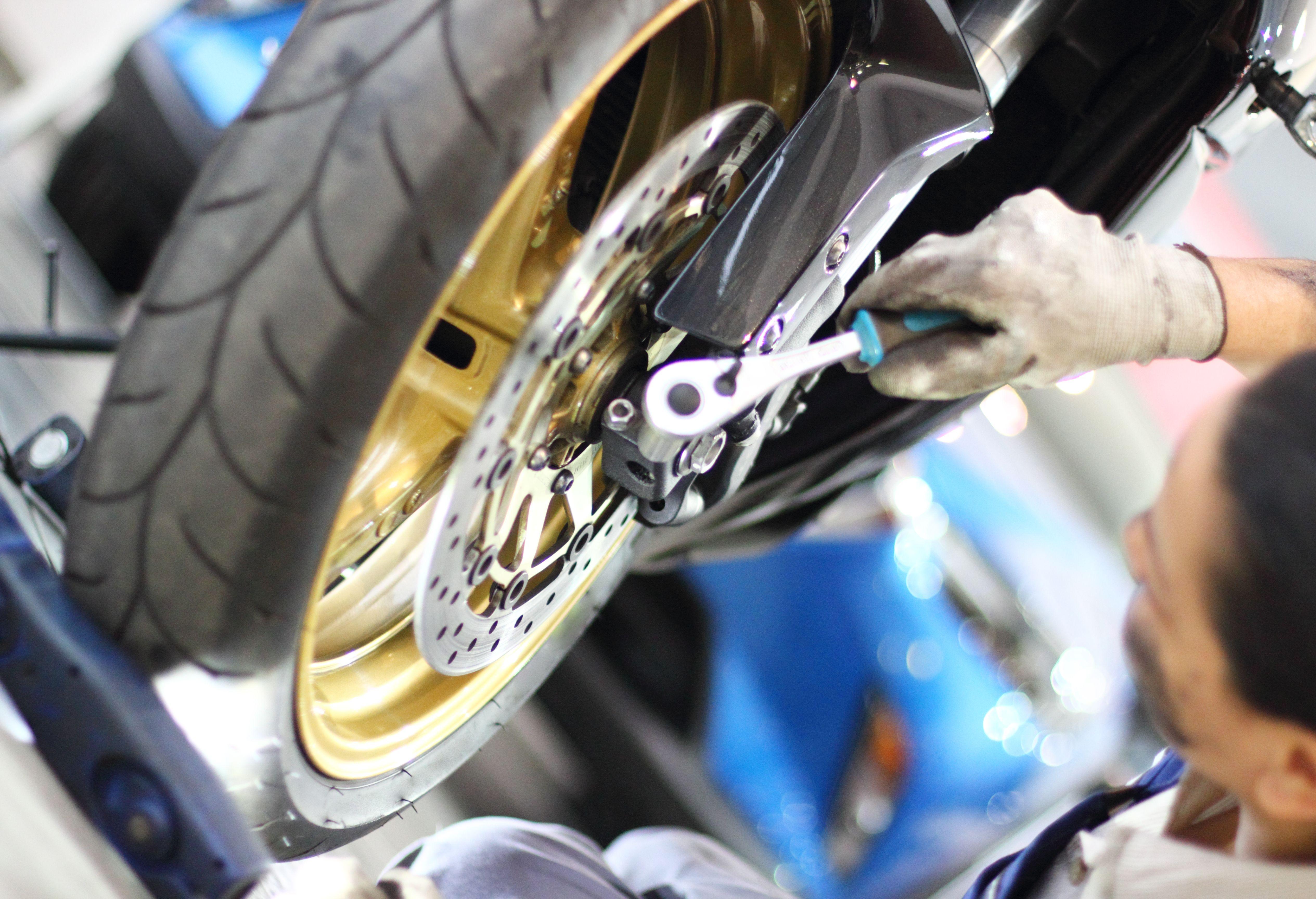 Mantenimiento de motos: Servicios de JAVIER PITARCH TEJEDOR