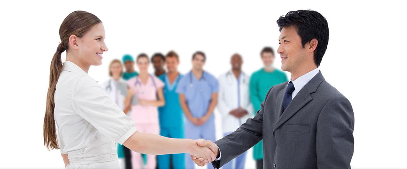 Técnicas de Venta para especialistas de la Sanidad
