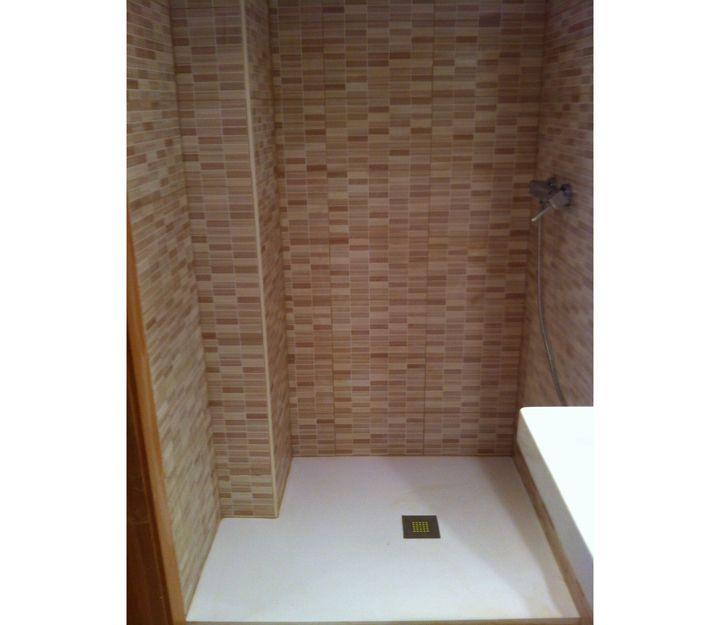 Reforma de baños en Nájera