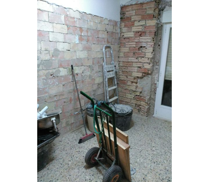 Reformas completas de pisos en Nájera