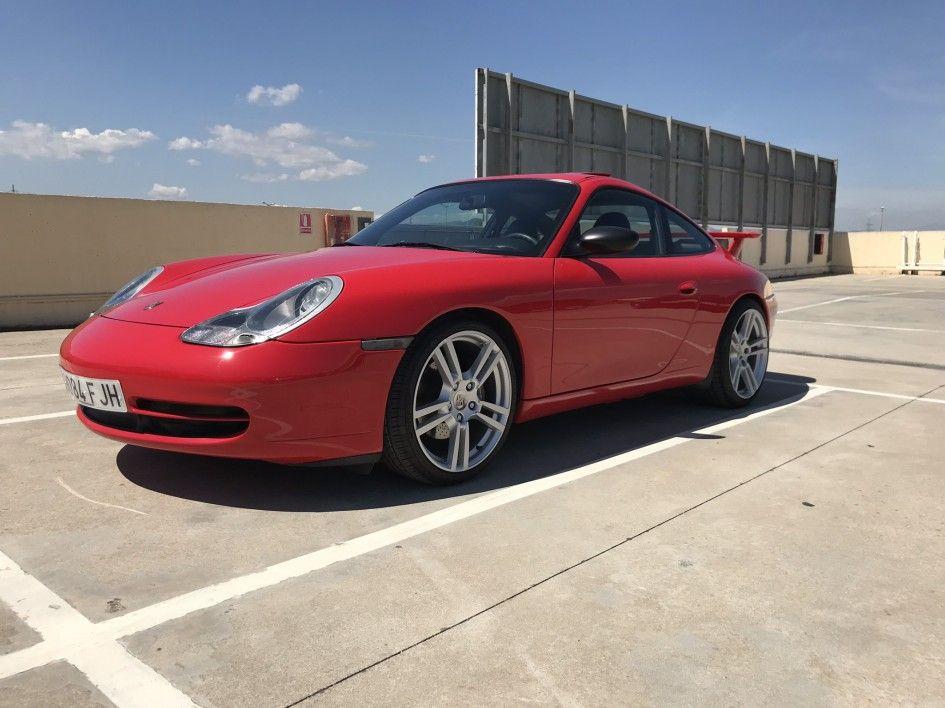 Porsche 911 KIT GT3: Nuestros coches de Valentauto