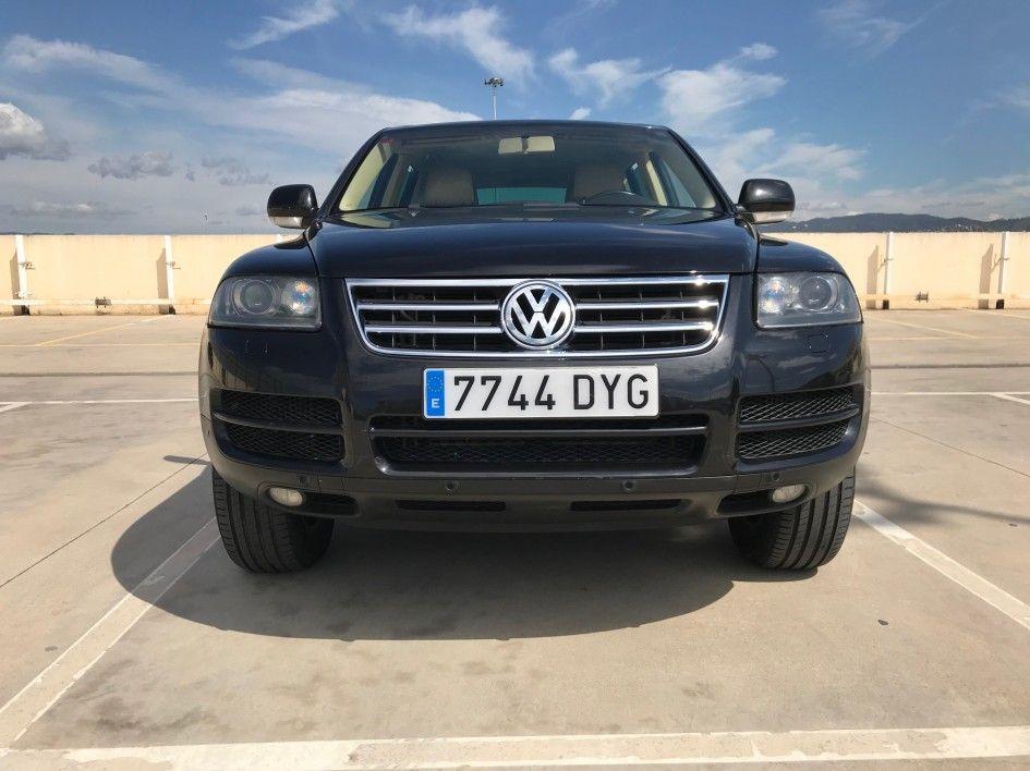 VW Touareg 3.0 TDI: Nuestros coches de Valentauto