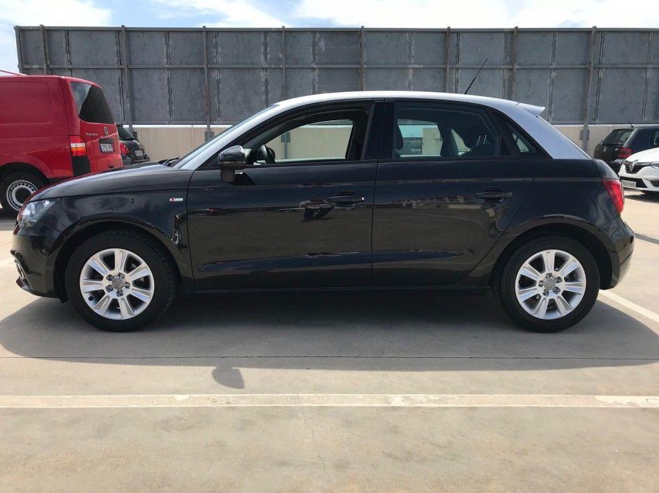 AudiA-1 Sporback 1.6 TDI 90 CV Ambition: Nuestros coches de Valentauto