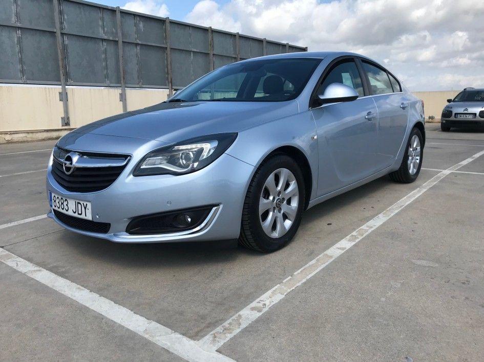 Opel Insignia 2.0 cdti 140 cv selective: Nuestros coches de Valentauto