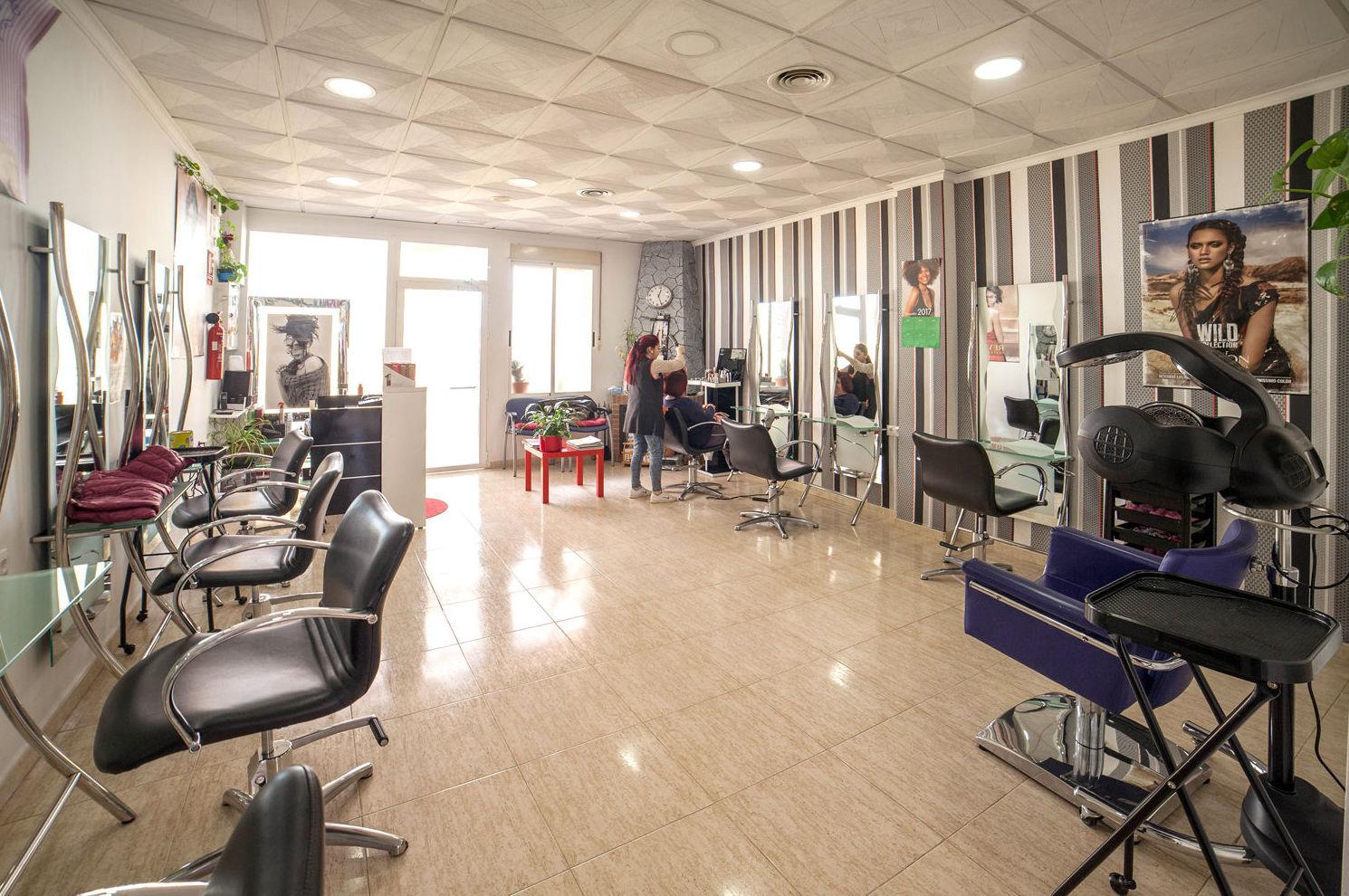 Clases de peluquería en Los Dolores (Cartagena)