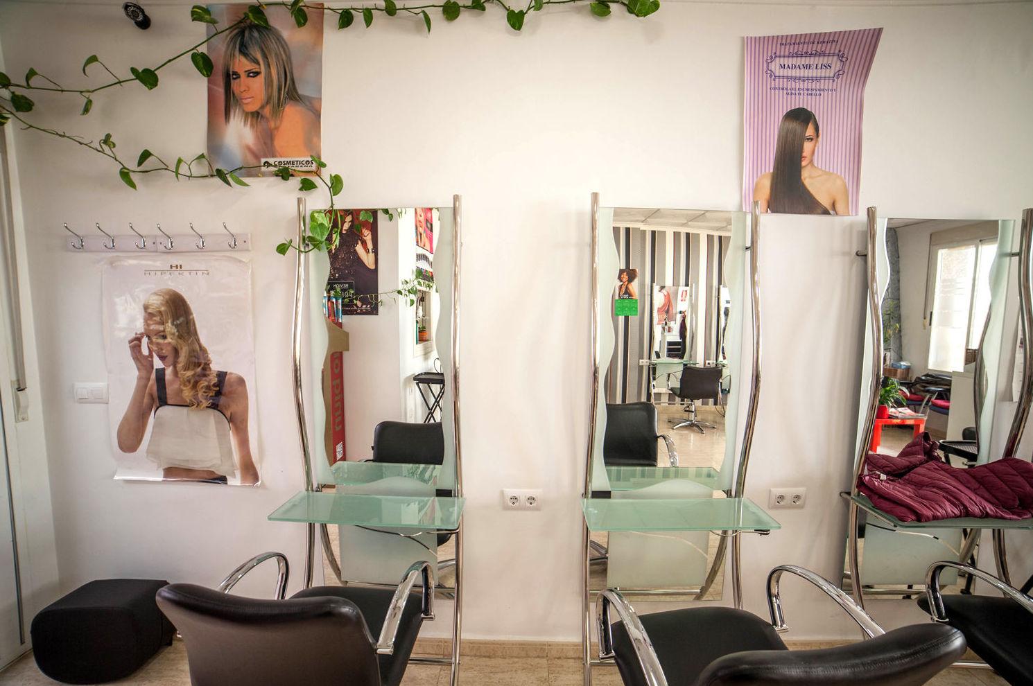 Salón de peluquería en Los Dolores (Cartagena)