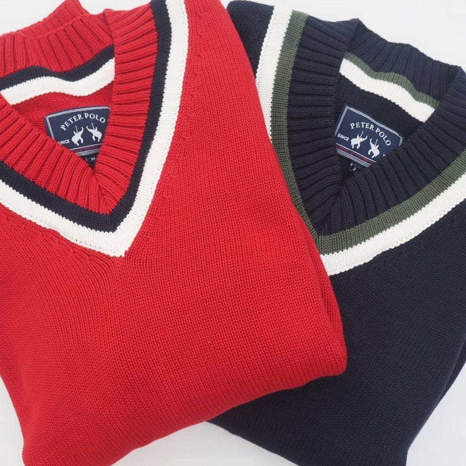 Sweaters: Men's fashion de Peter Polo Saint-Tropez