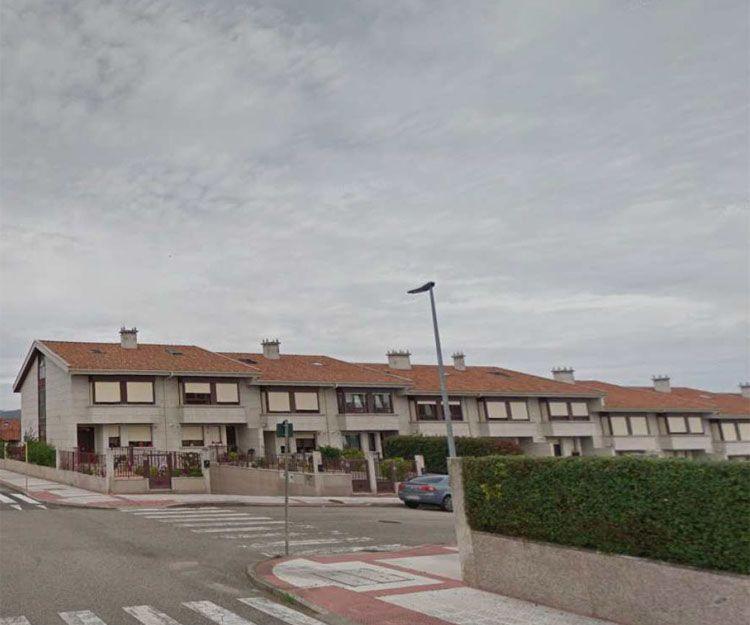 Construcción de urbanizaciones en Vigo
