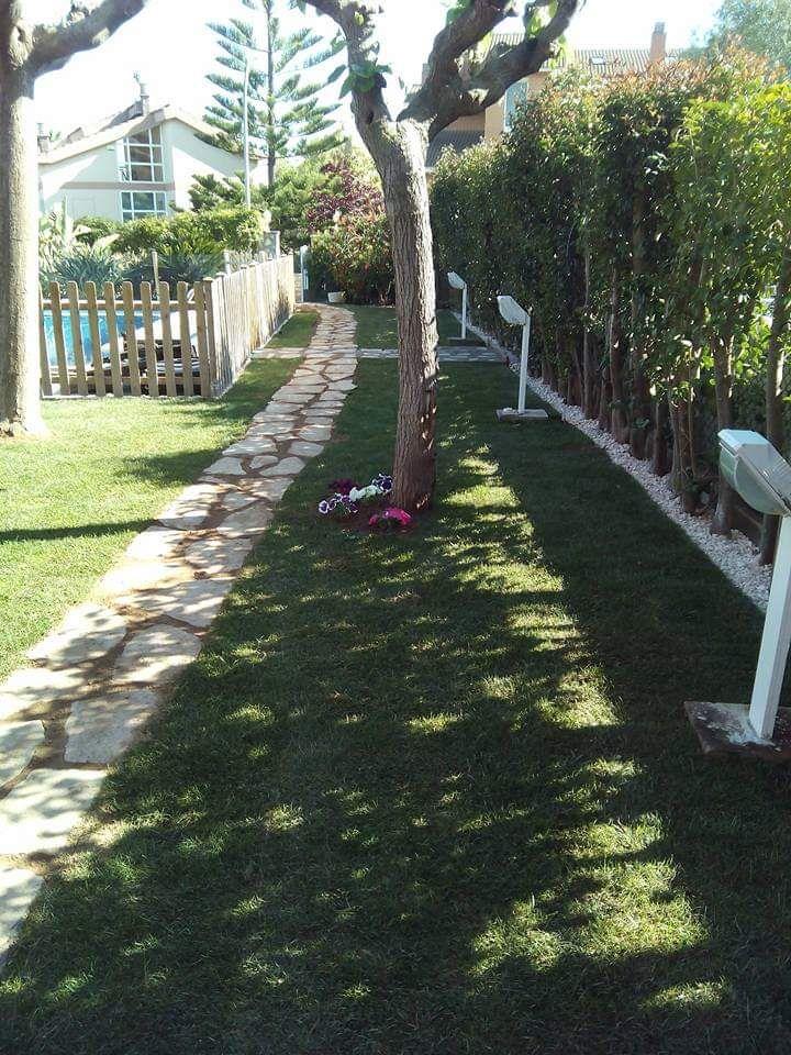 Mantenimiento de jardines en Tarragona