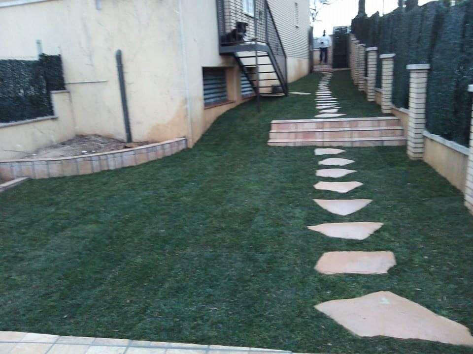 Trabajos de mantenimiento de jardines en Tarragona