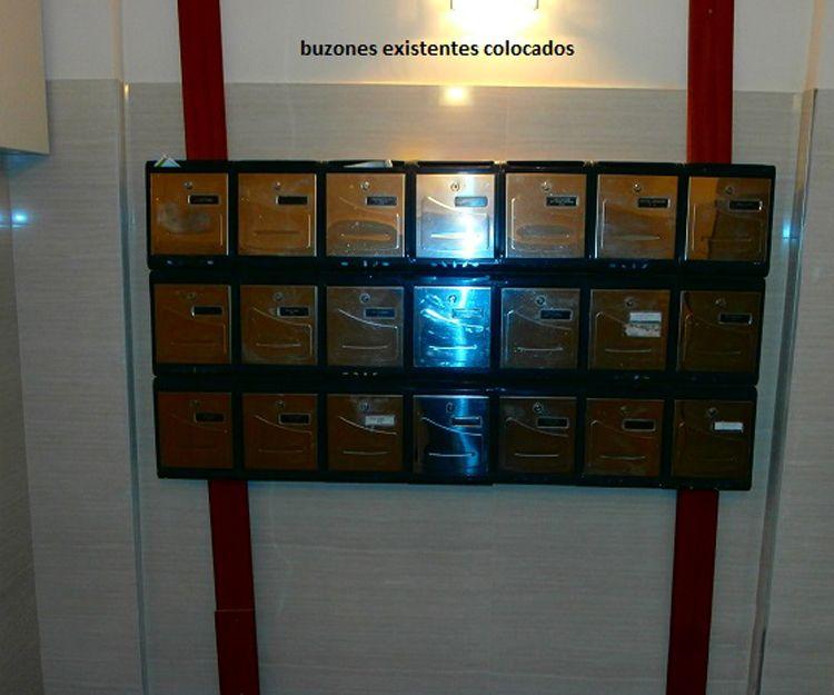 Colocación de buzones en Bilbao