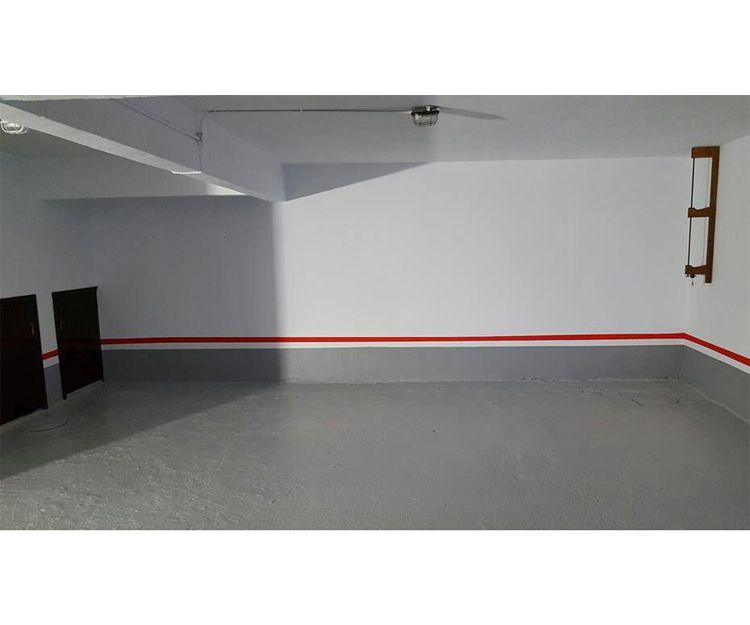 Garaje reformado en Bilbao