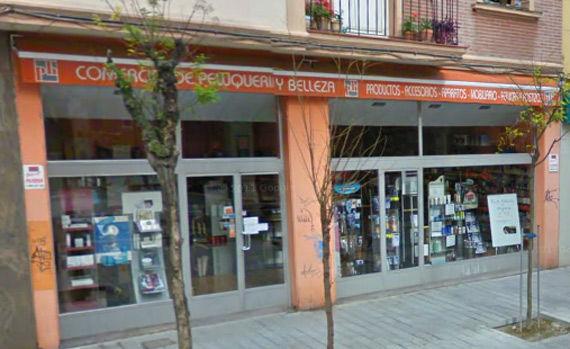 Foto 6 de Peluquería y estética (distribución) en Vitoria-Gasteiz | Comercial Ph