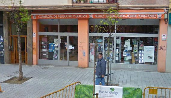 Foto 5 de Peluquería y estética (distribución) en Vitoria-Gasteiz | Comercial Ph