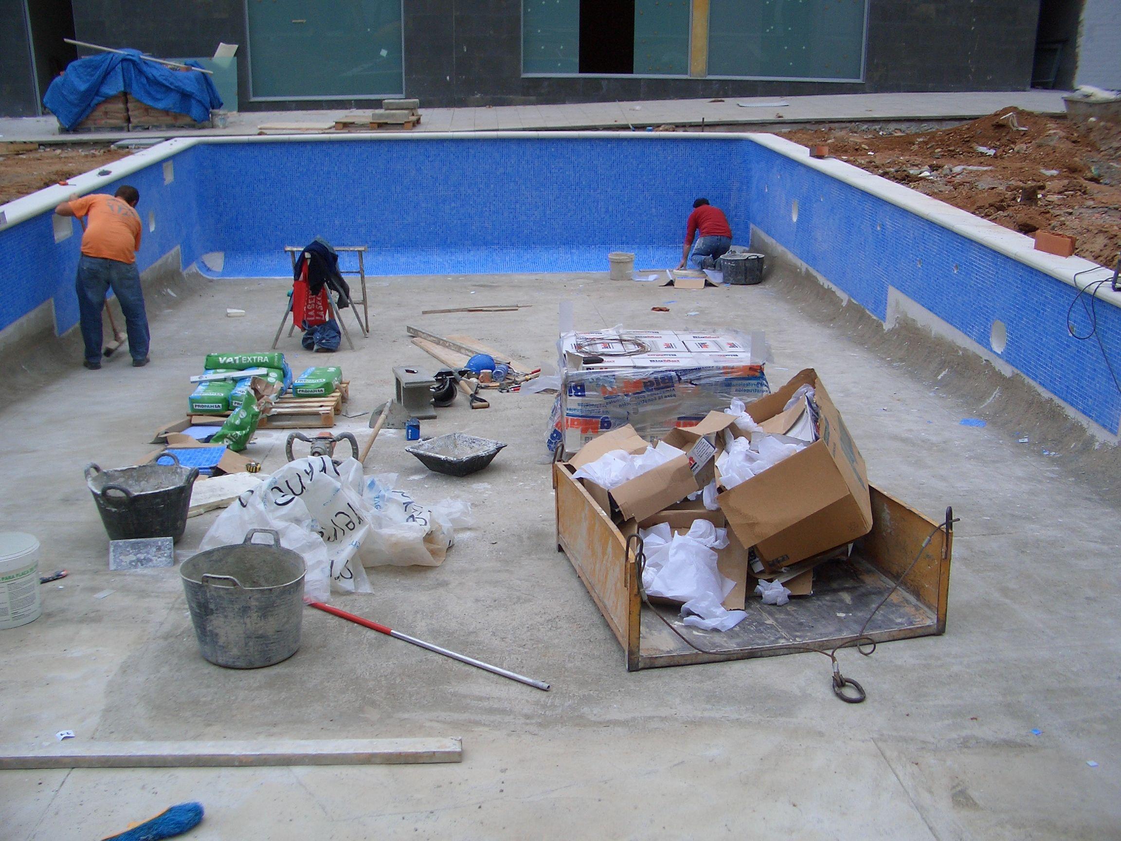 CONSTRUCCIO PISCINA 2