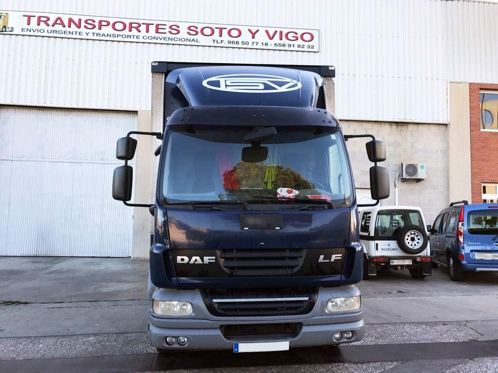 Transporte de mercancías en Cartagena
