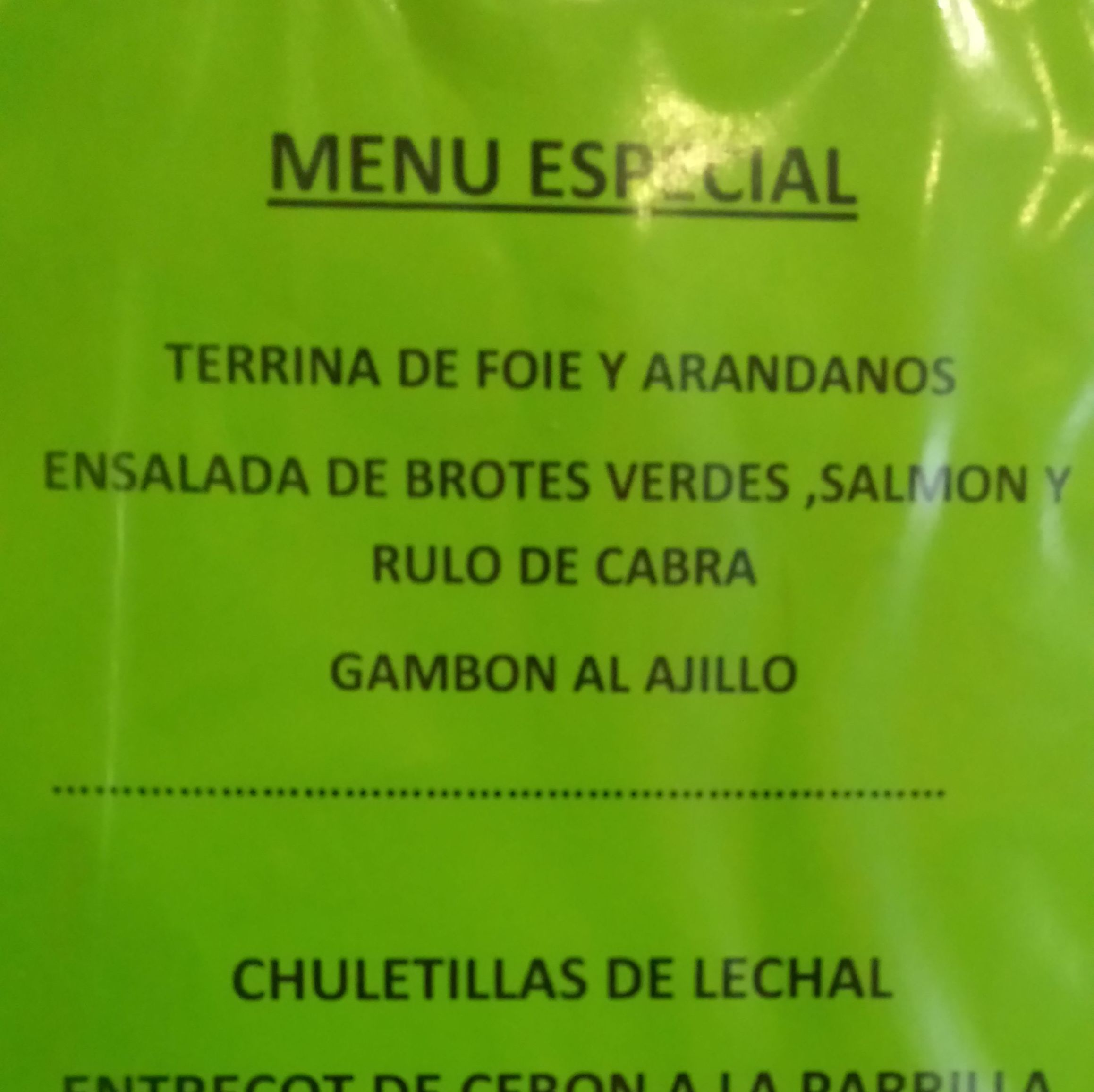 Picture 32 of Cocina castellana in Madrid | Restaurante Gonzalo