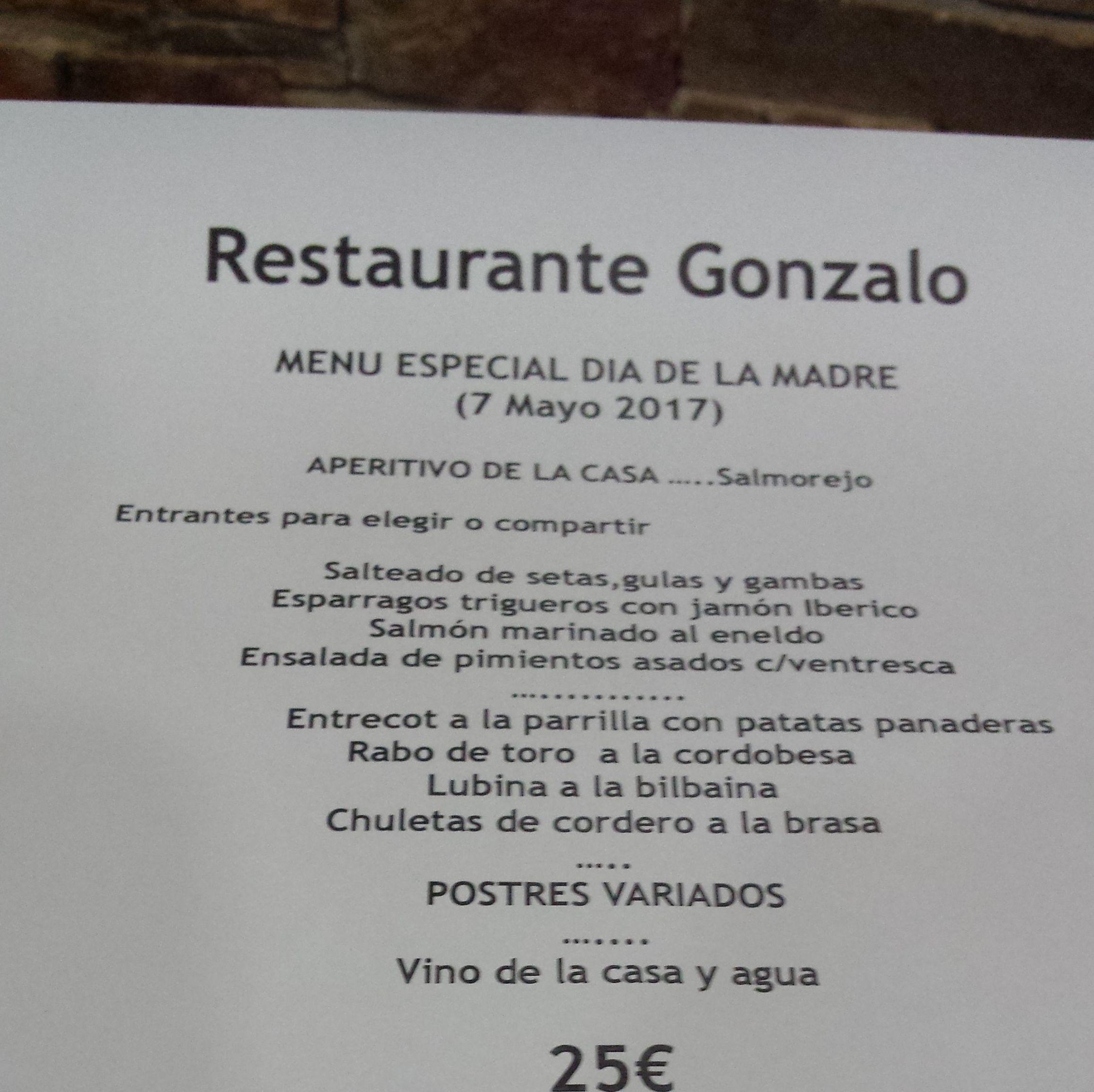 Foto 25 de Cocina castellana en Madrid | Restaurante Gonzalo
