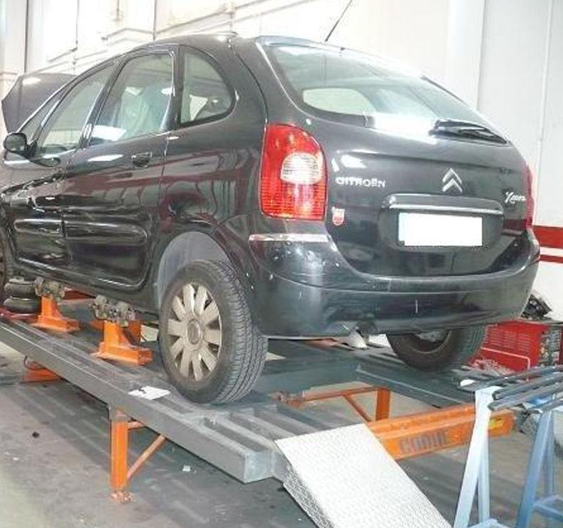 Especialistas en mecánica del automóvil