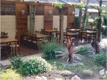 Foto 2 de Asadores en Astigarraga | Restaurante Asador Yalde