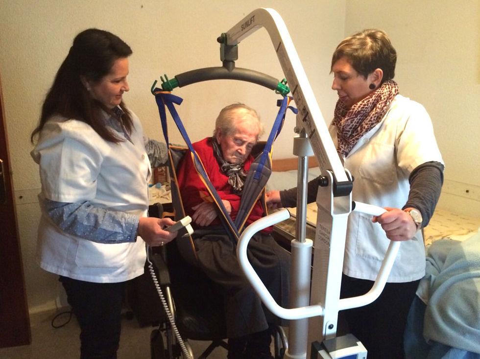 Asistencia domiciliaria a personas mayores en Córdoba