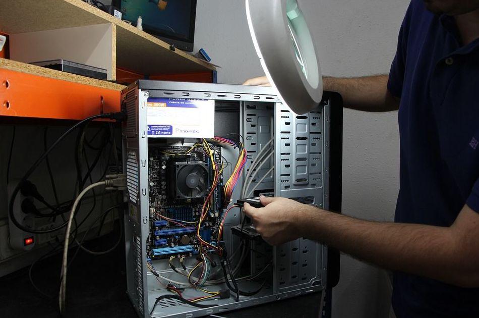 Servicio técnico para la reparación de ordenadores en Hortaleza, Madrid