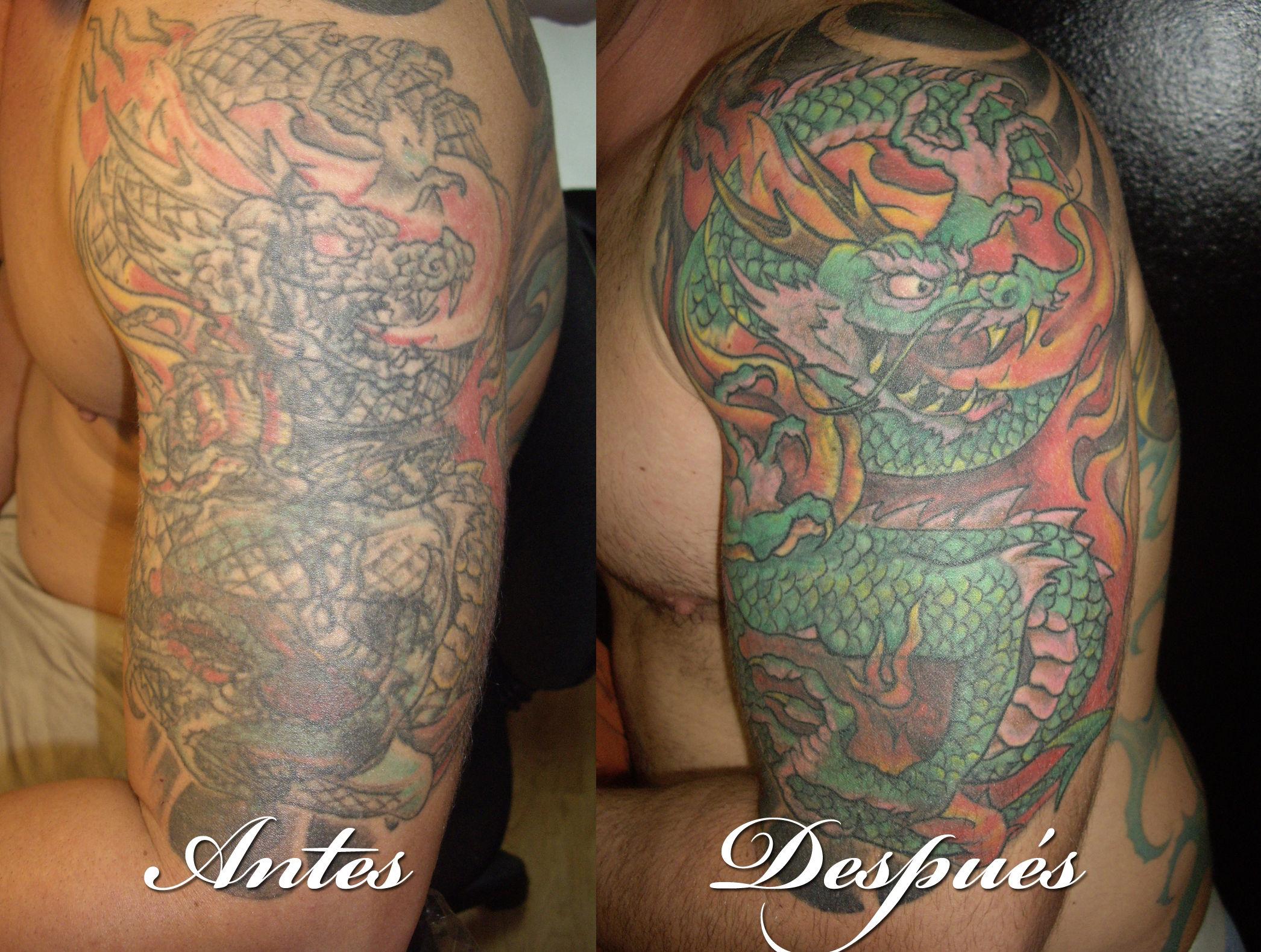 Foto 7 de Tatuajes en Las Palmas de Gran Canaria | La Madre Tattoo & Piercing