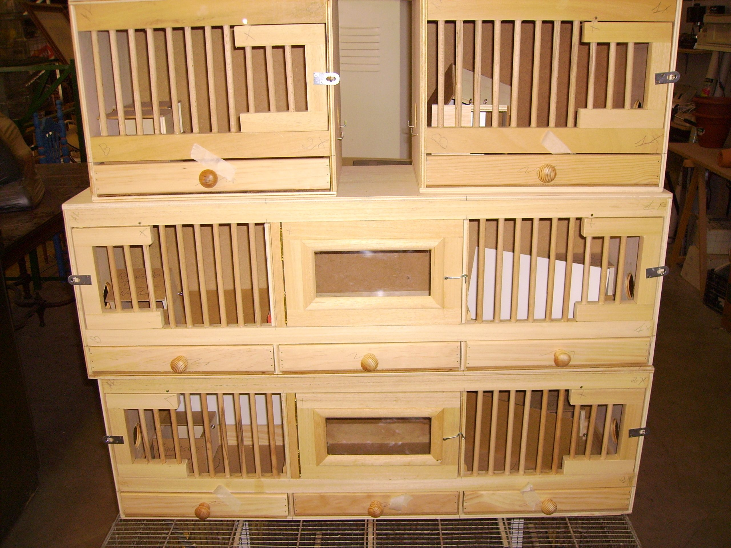 Productos madera animales Aljarafe