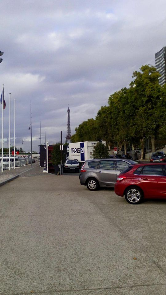 Empresa de transporte internacional en Girona