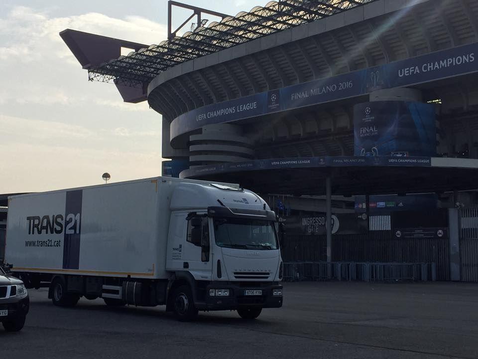 Transporte de mercancías por carretera en Girona