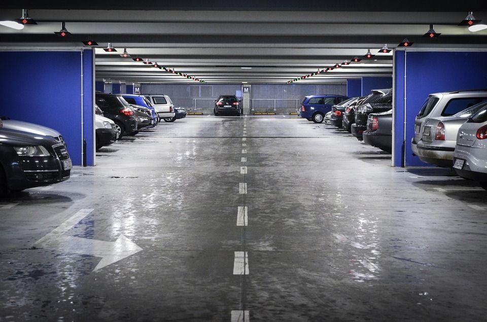 Gestión de aparcamientos: Servicios de Adisma