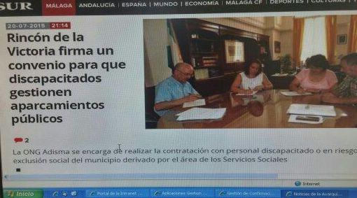 Foto 108 de Asociación de discapacitados en Málaga   Adisma