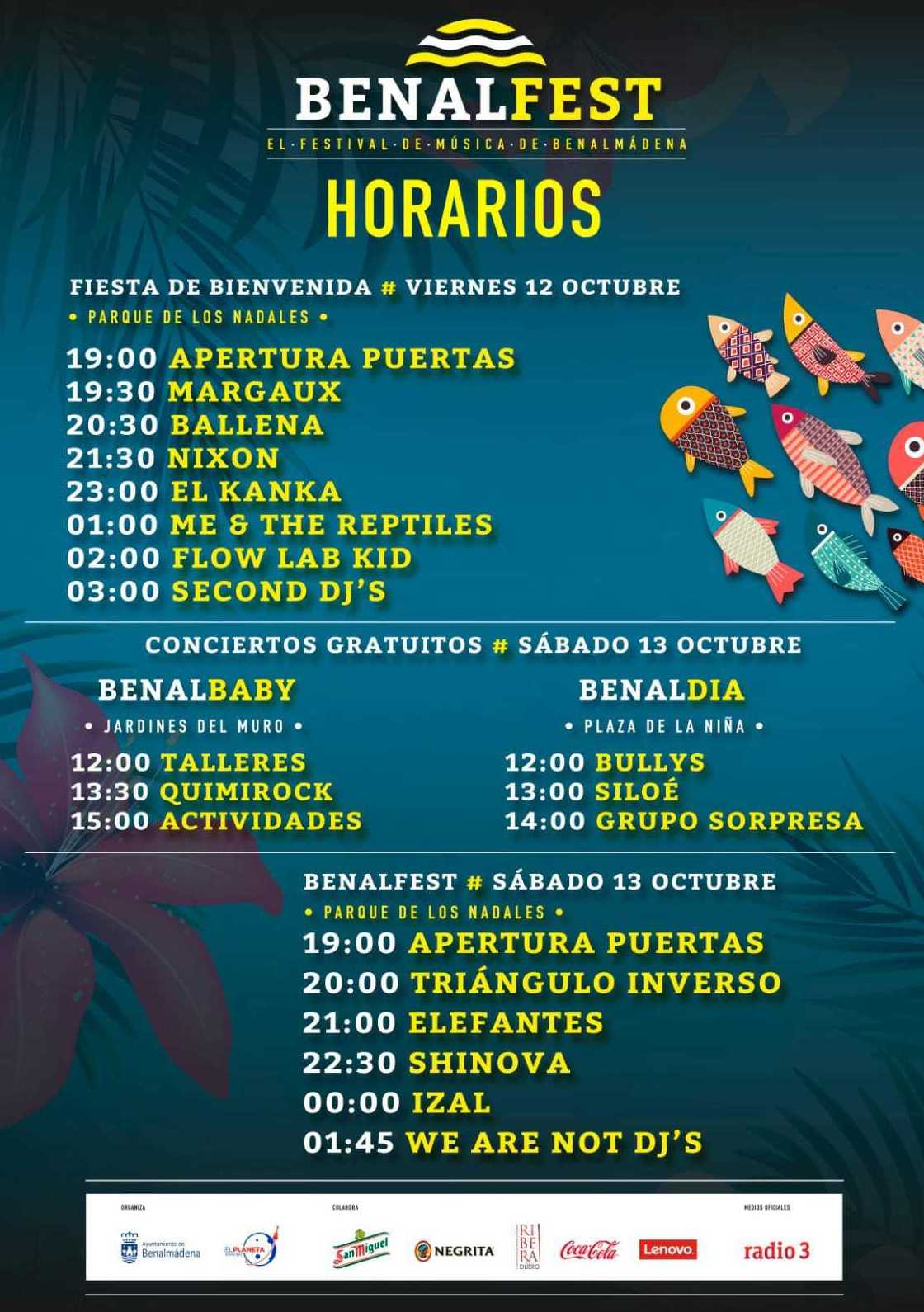 BenalFest 2018
