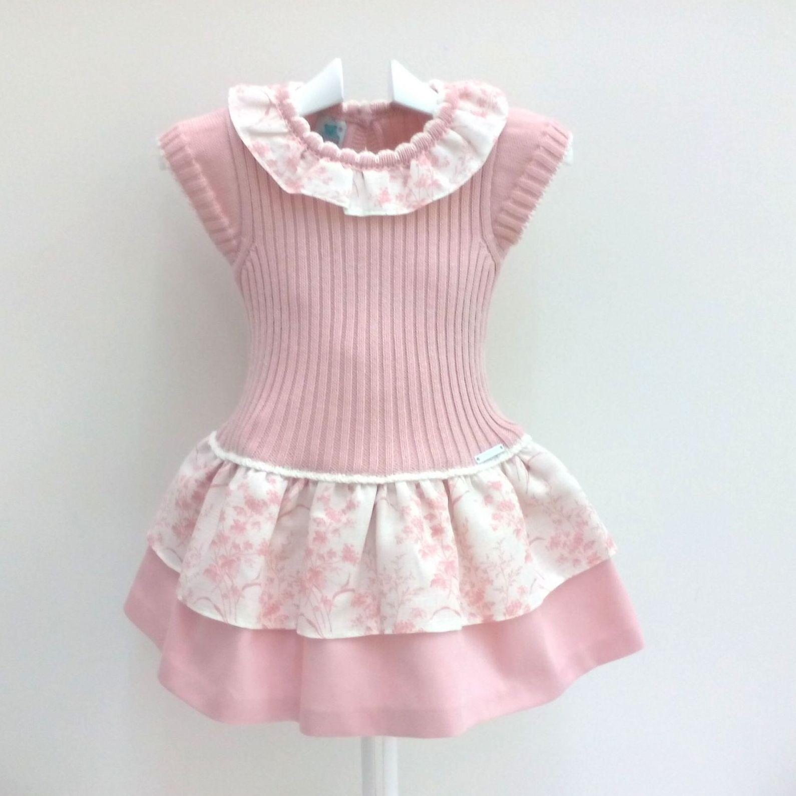 Vestido para bebé de Pangasa
