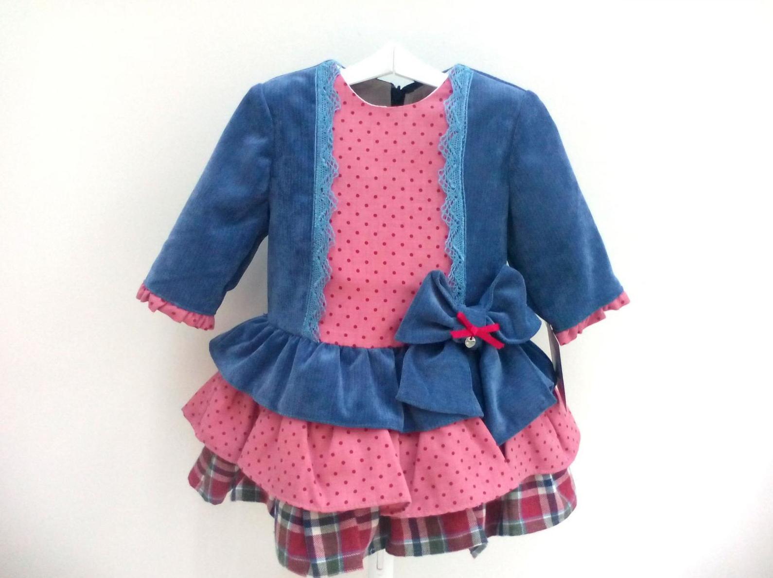 Vestido para niña familia Monet de Yoedu