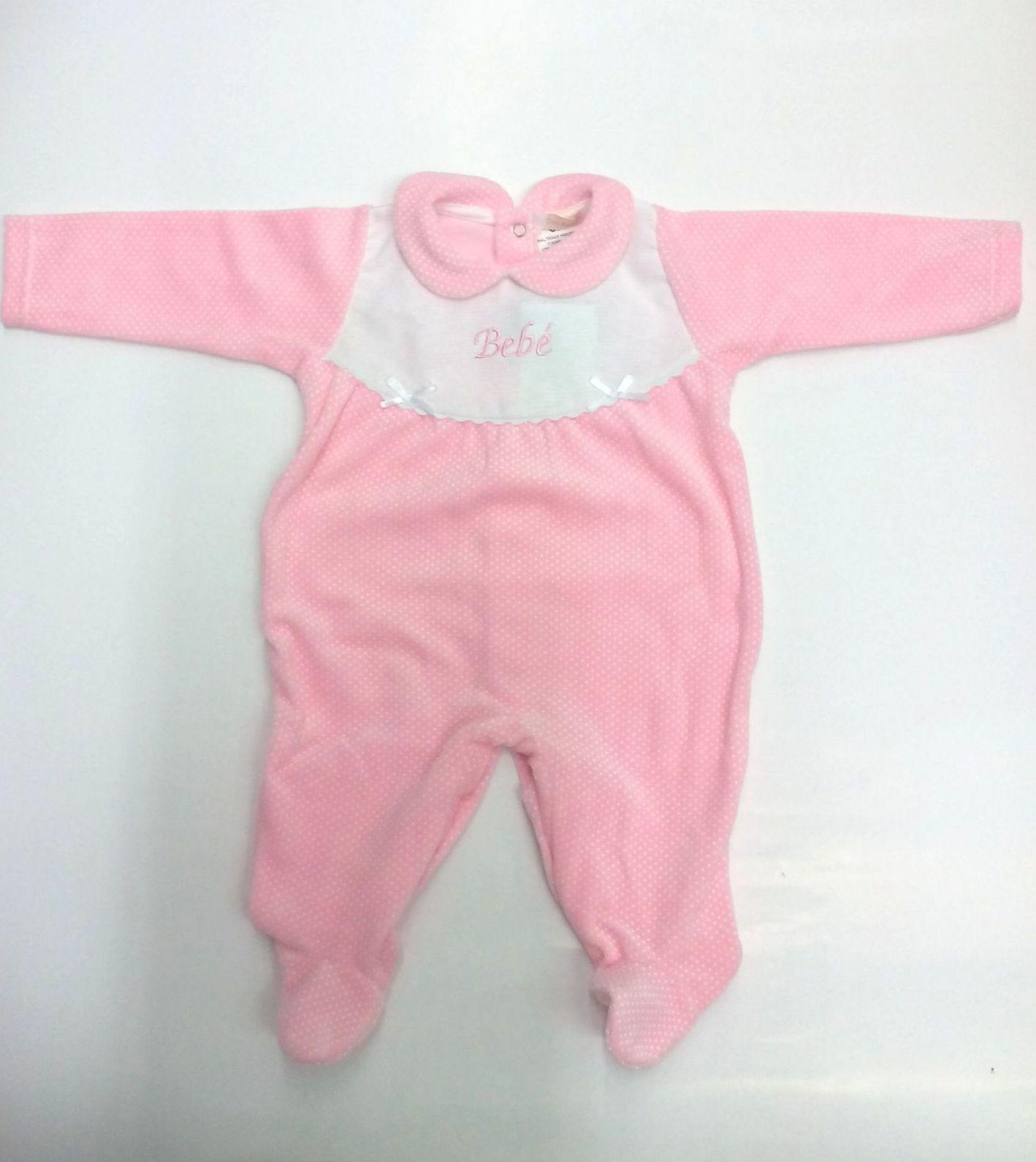 Pijama bebé motas Bebé de Popys