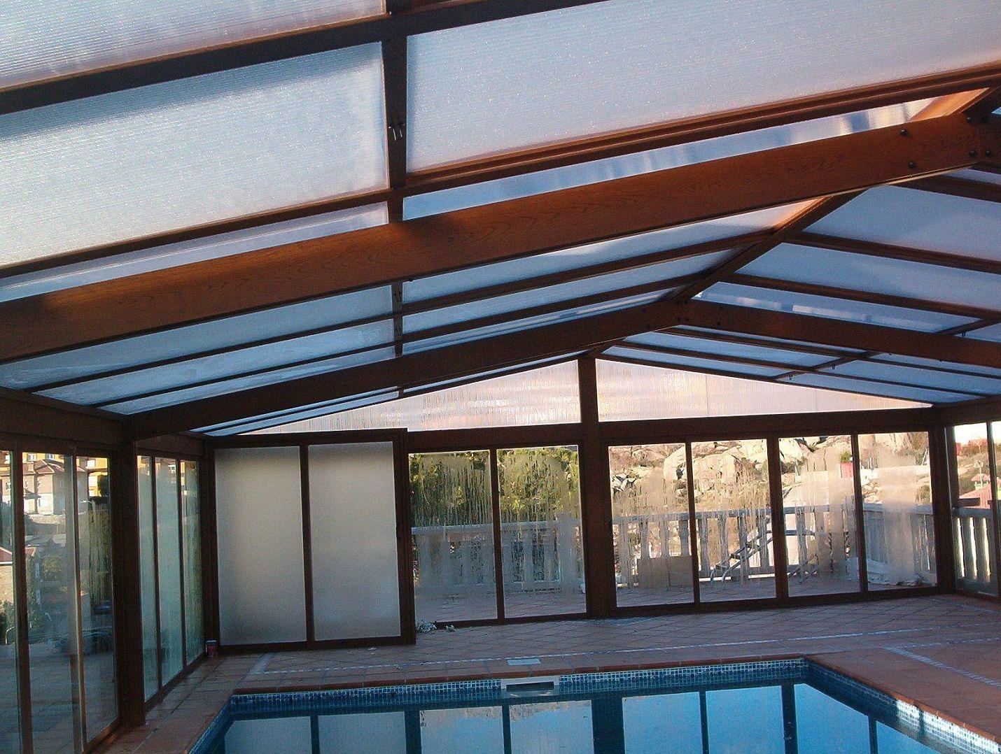 Xamorall, cerramiento de piscinas en todo Madrid