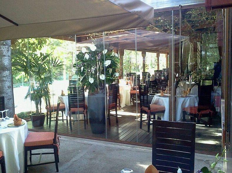 Especialistas en cerramientos de terrazas de bares y restaurantes en Madrid