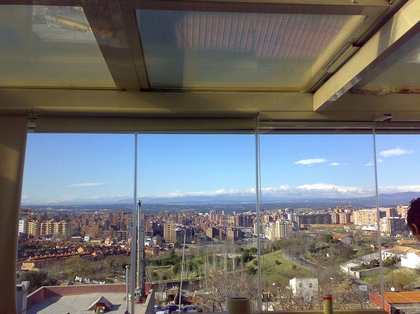 Cerramientos en la provincia de Madrid