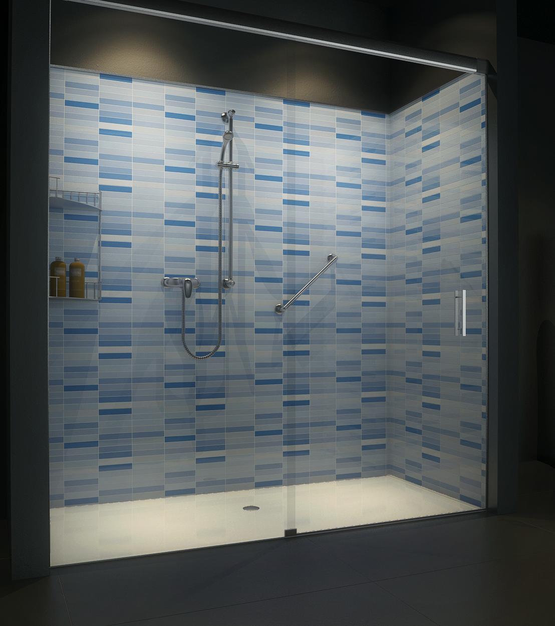 Convertimos tu bañera en una ducha completa