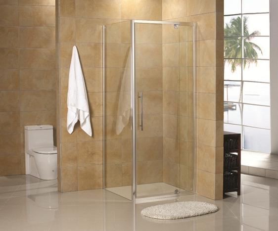Mámparas de baño a medida