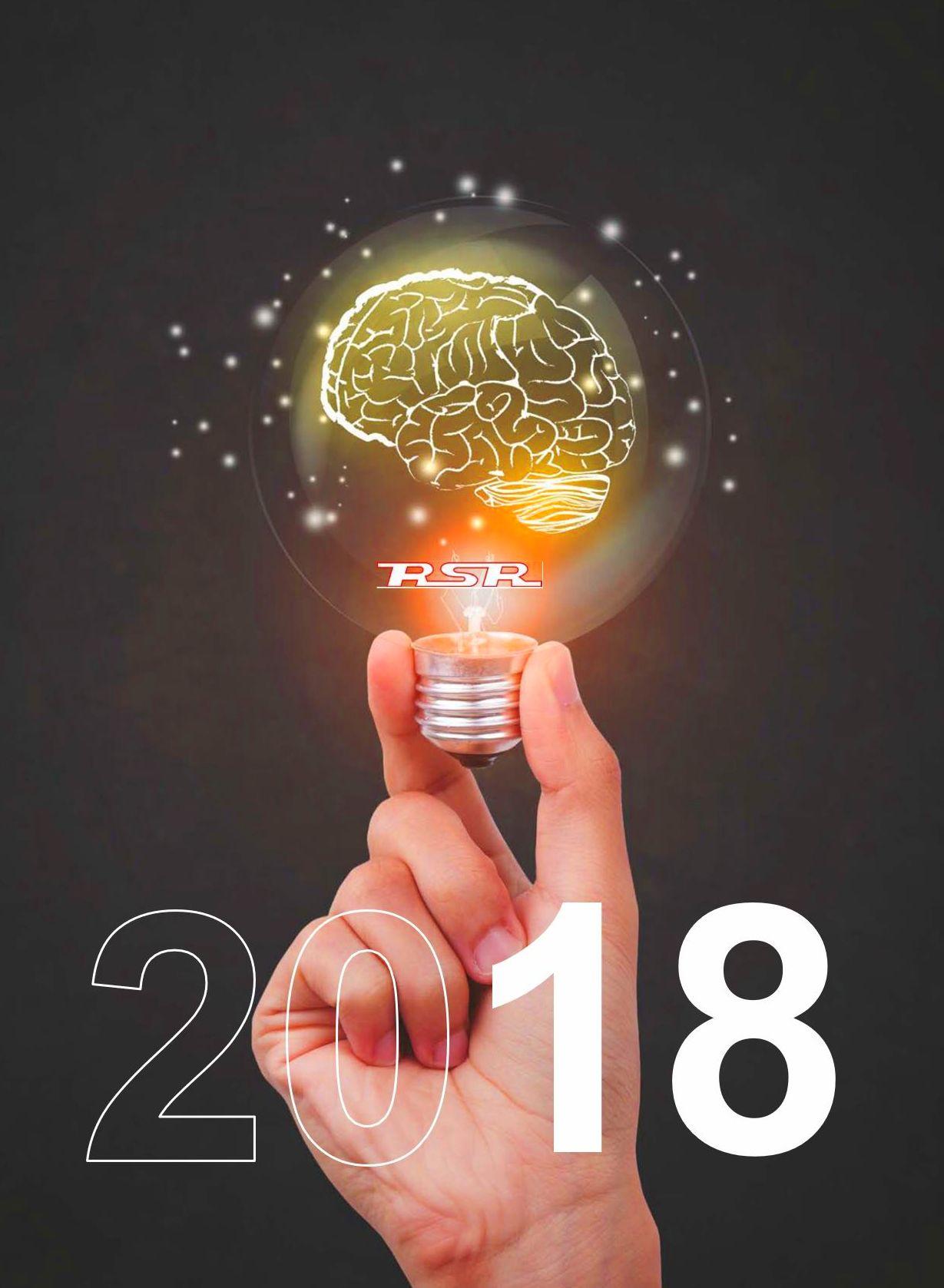 Nuevo catálogo RSR Iluminación Led 2018