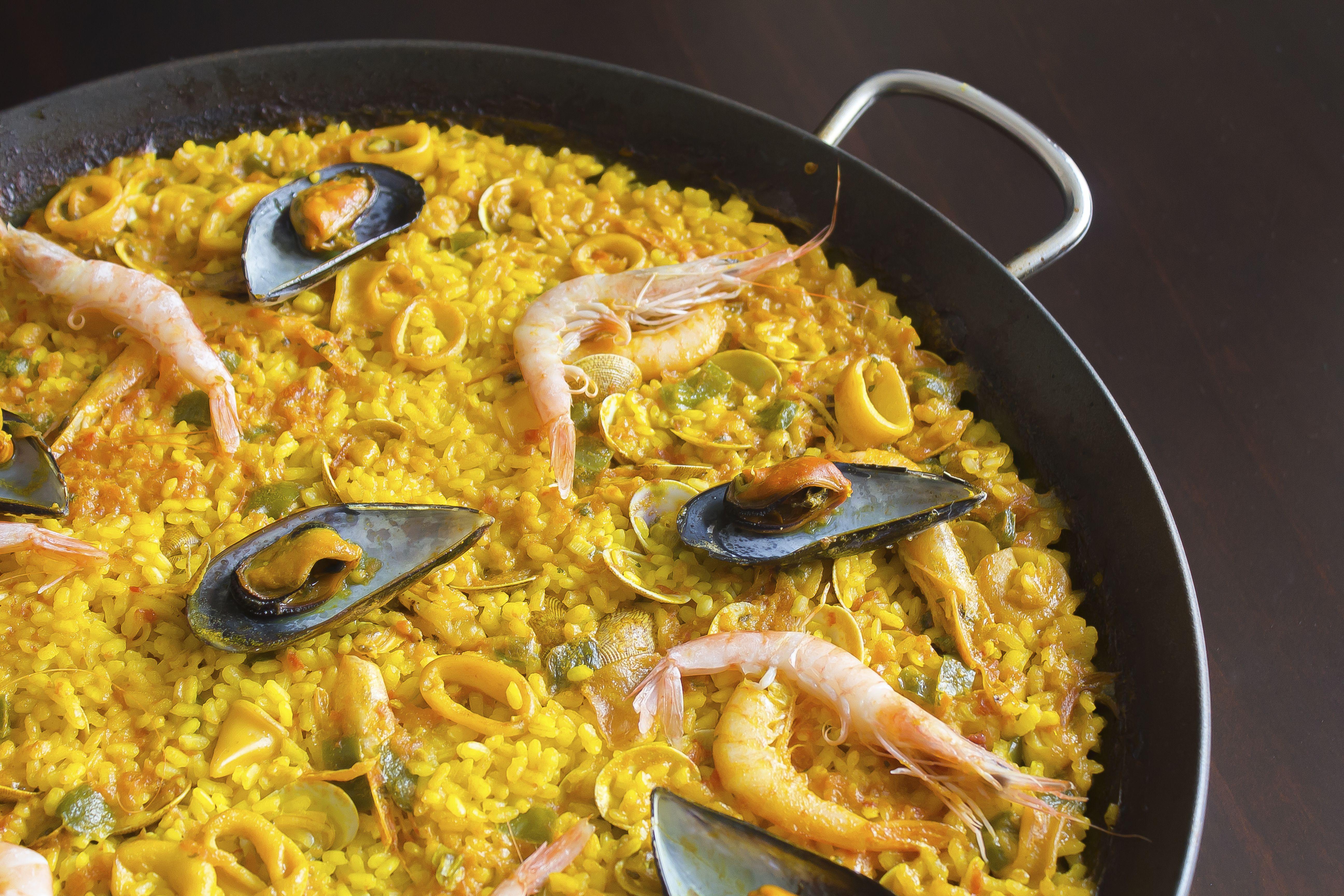 Paellas preparadas para llevar Sevilla