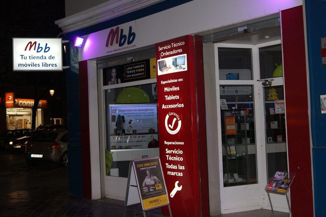 Foto 3 de Telefonía móvil en Valencia | Mbb Electronics