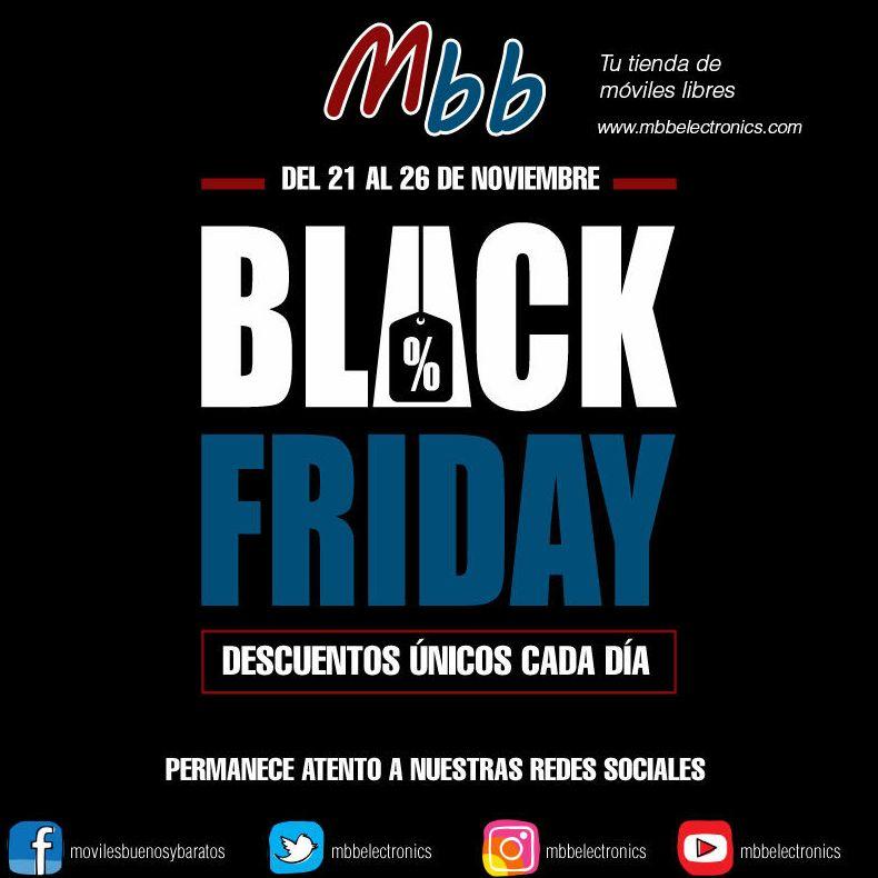 Black Friday Móviles