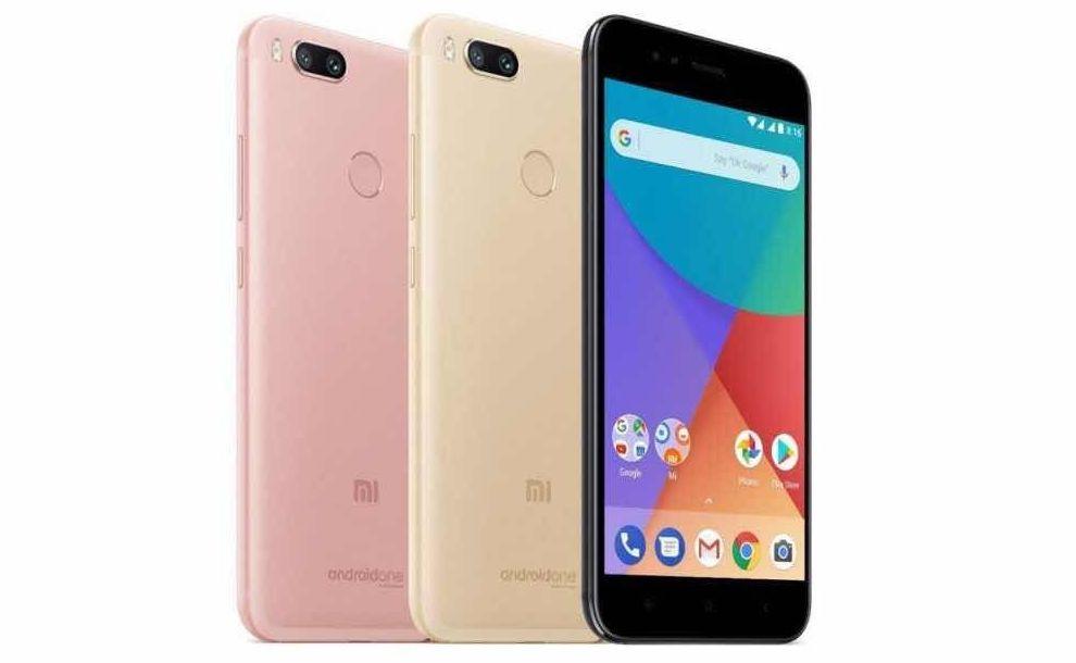 Xiaomi Mi A1 4/64 GB: Catálogo de Mbb Electronics
